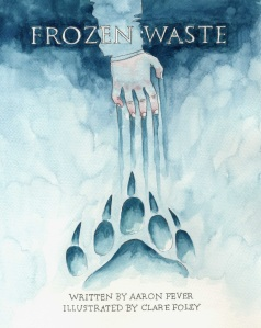 frozenwastecover
